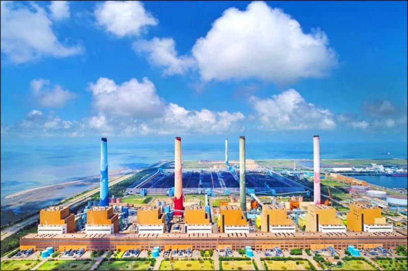 中火新建2燃氣機組》台電:穩定供電 燃煤無法提前除役