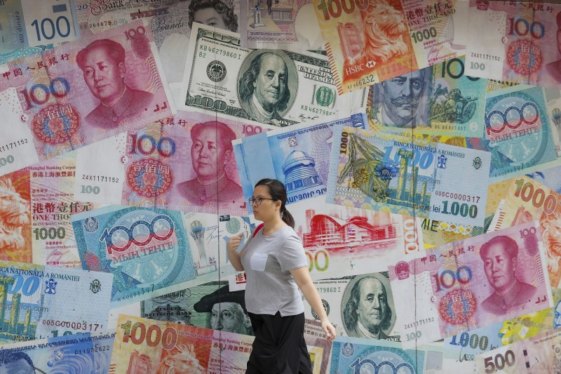 人民幣若反彈  這些貨幣將成大贏家