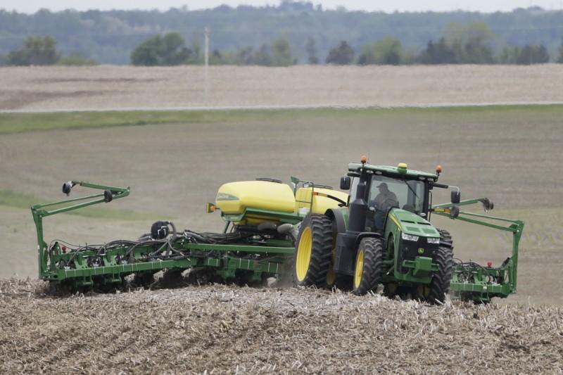 中國豁免關稅後  傳中企大買100萬噸美國大豆