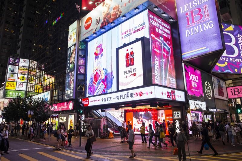 反送中抗爭重創香港零售業  8月跌幅史上最慘
