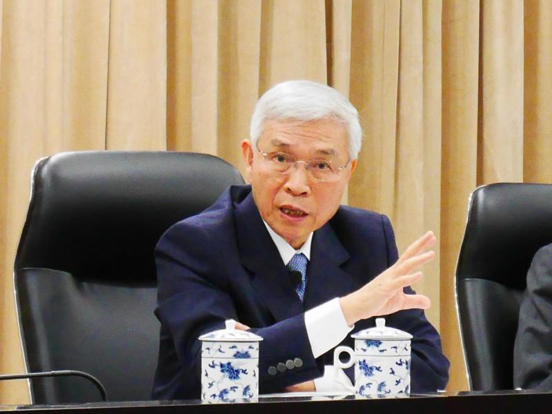 美中貿易戰台灣受惠 楊金龍:轉單效應至少有2年