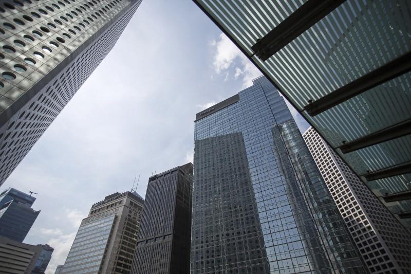 曾下令港澳台加註「中國」  小摩香港辦公室維安升級