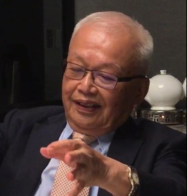 《CEO開講》劉泰英:反送中是江習惡鬥 台灣快做這些事