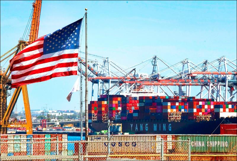 貿易戰重擊 前8月中輸美減12.5%