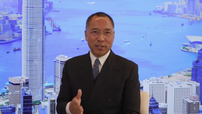 火箭總管挺港引風波 郭文貴:中國市場有巨大風險