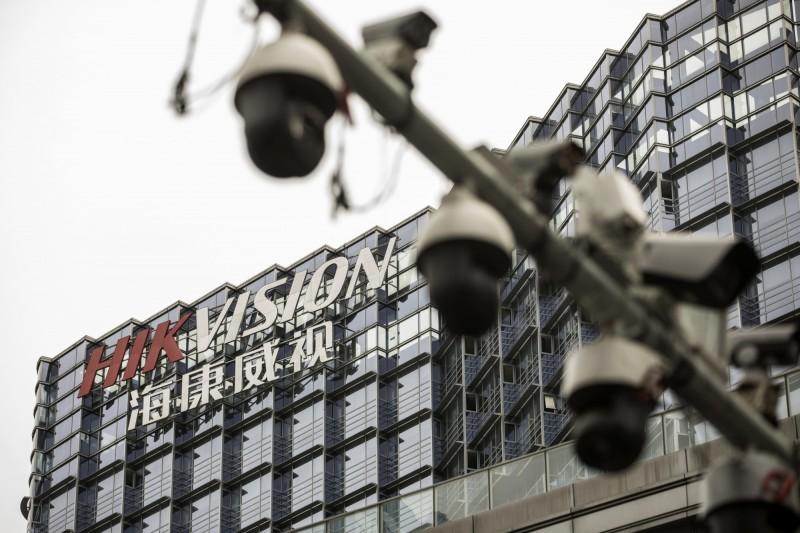 助北京侵犯人權! 中國公安局、海康威視被美列貿易黑名單