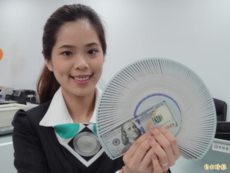 新台幣貶0.8分  收30.850元