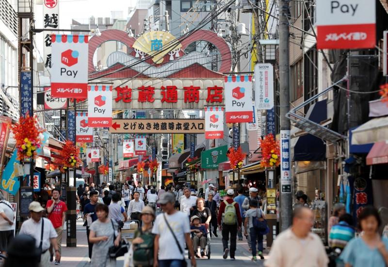 人民幣匯率直直落 赴日中國遊客支出持續減少