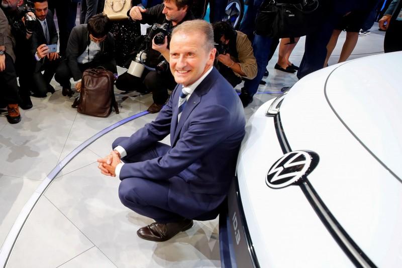 汽車「電動化」是否傷害獲利?福斯執行長這樣看