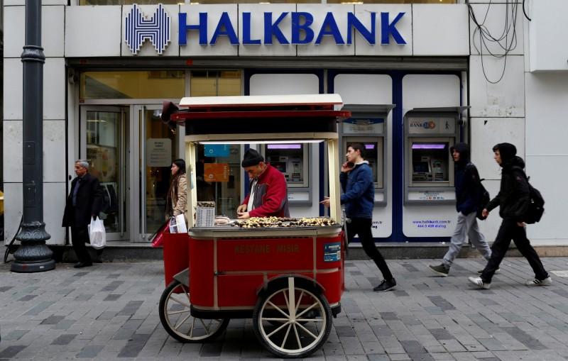 時機敏感! 美國宣佈起訴土耳其國營銀行