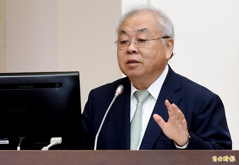IMF下修台灣經濟成長率為2% 主計長:預估可達2.48%