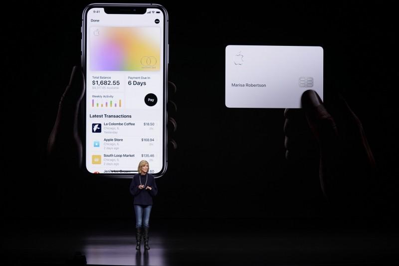 讚不絕口!高盛CEO:Apple Card是史上最成功的信用卡發行