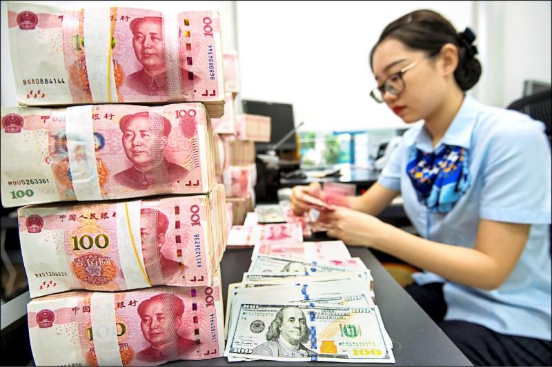 中國寬鬆救市 人行突釋金8770億