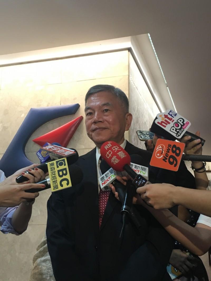 台商回流 沈榮津透露:年底2千億投資落袋
