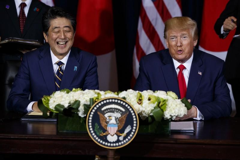 美日貿易協議  將貢獻日GDP 1.1兆、創28萬就業機會