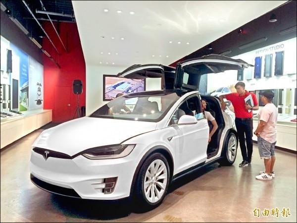 國內電動汽機車2022年起  能耗多少全要揭露