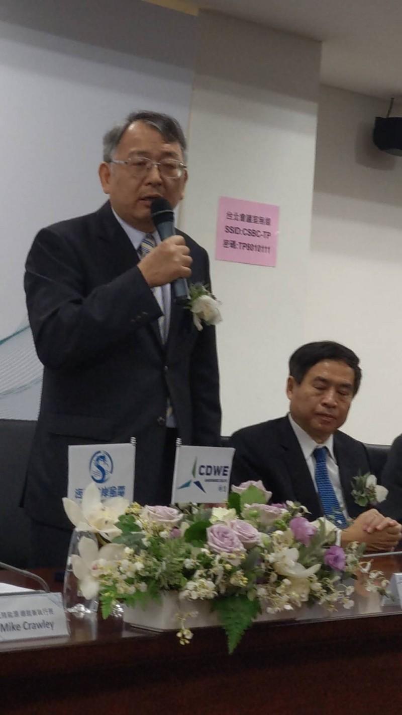 台灣首見離岸風電工程大型統包 台船環海、海龍今日簽約