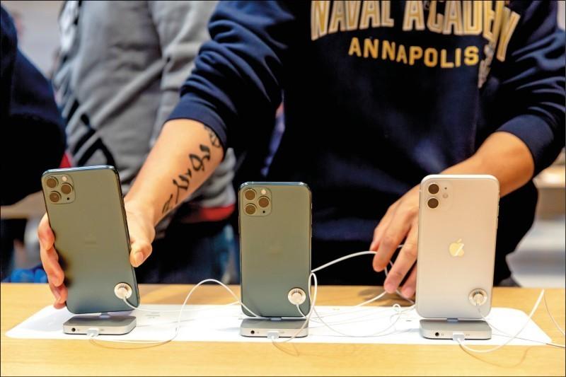 LCD掰掰!蘋果明年3款新機全面採用AMOLED面板