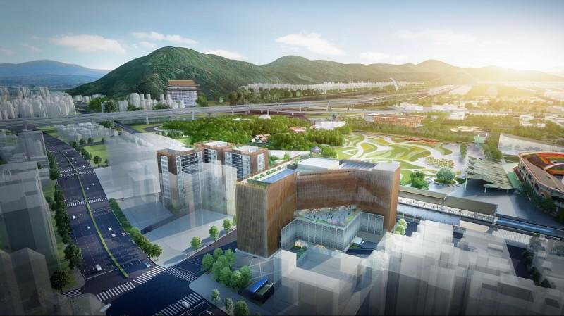 麗寶43億取得「捷運圓山站西側都更案」 將打造飯店、住宅等複合開 ...
