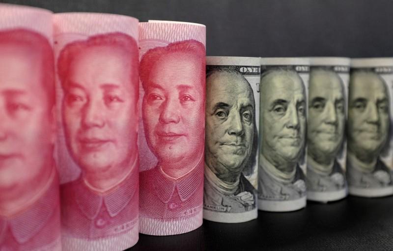 美中即使簽貿易協議  專家︰人民幣匯價仍維持在「7」字頭