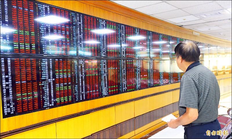 台股創近30年高點 張忠謀郭台銘資產增近百億