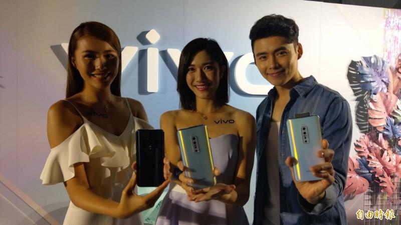 首款5G手機登台  vivo NEX 3未來軟體升級連上5G服務
