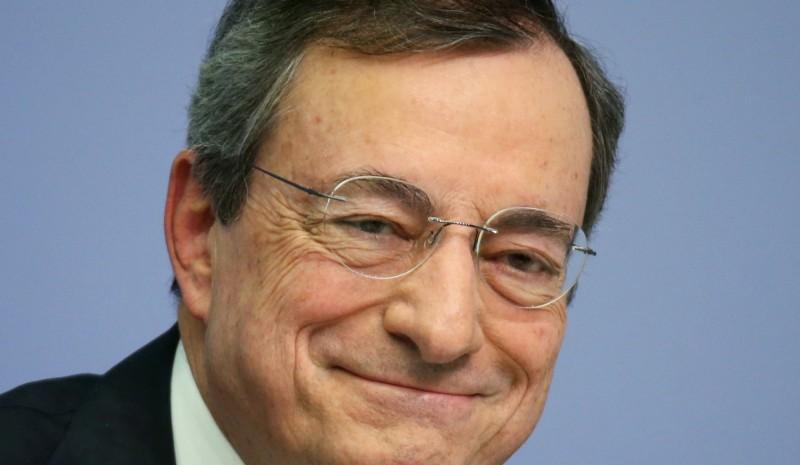 德拉吉卸任 歐央行利率維持歷史新低