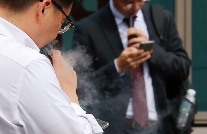對健康構成嚴重風險 南韓前4大便利商店停售電子煙