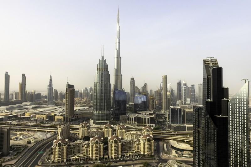 杜拜高樓太多! 建商示警:若不暫緩恐陷「經濟災難」