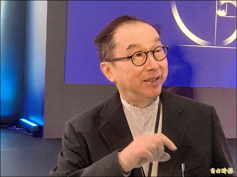 廣達董事長林百里:5G+AIoT 未來7年商機4.3兆美元