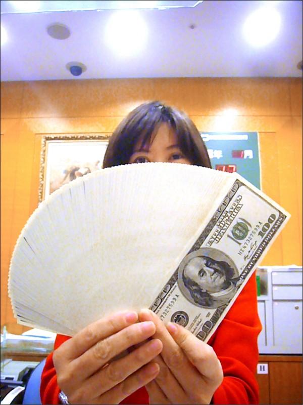 Fed降息 台幣升值7.1分