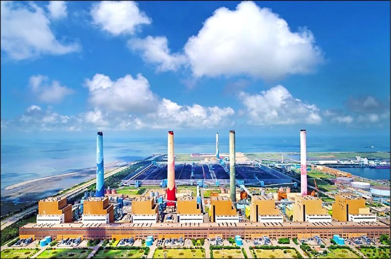 因應空污季 火力電廠減發 上月創新高