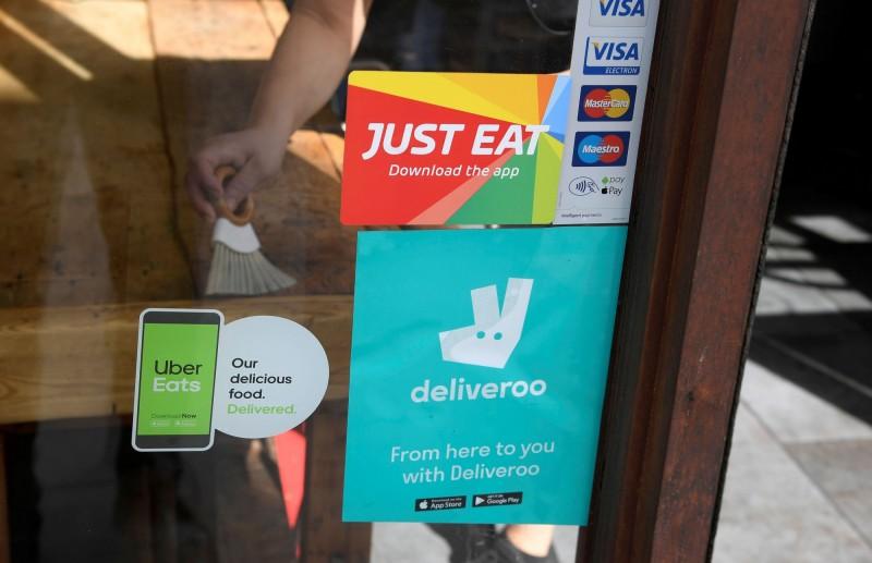 Uber Eats等外送平台抽成太高 美餐廳業者喊吃不消!