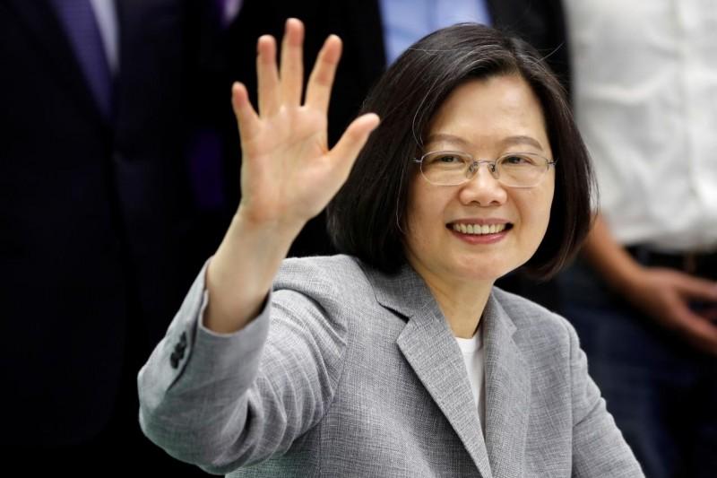 台灣經濟表現佳 美專家:將成蔡英文連任優勢