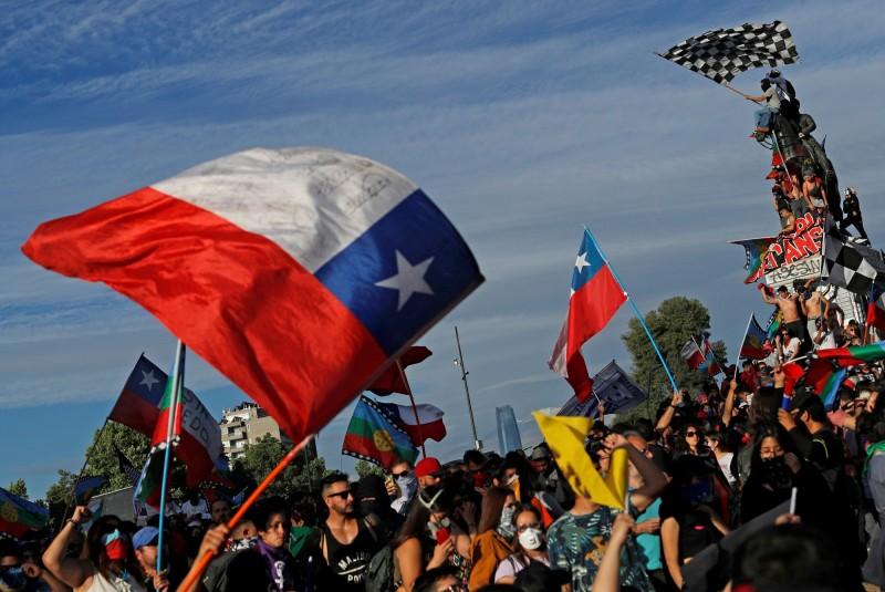 美國出手助智利! 路透:APEC改明年1月在美舉行
