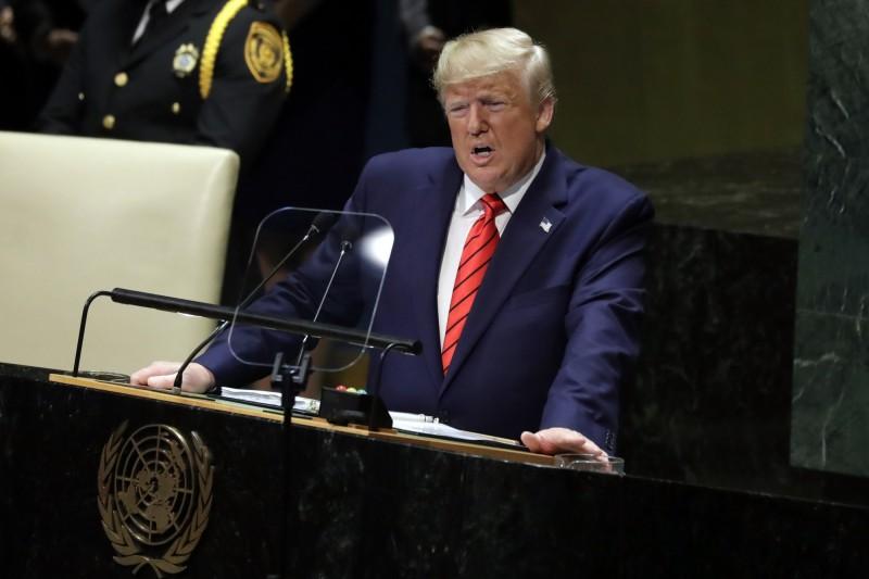 美中貿易戰走向  川普今日演講受矚目