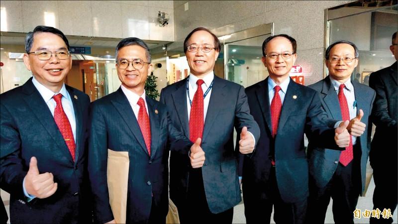 中華電信5G 明年7月開台