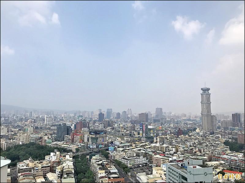 房價指數連4季走揚 台南高雄創新高