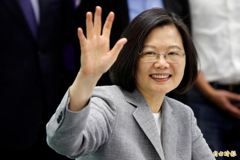 蔡英文:台灣未來幾年 會有數兆元重大投資逐步落實