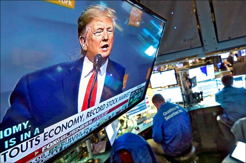 「中國是騙子」 川普:無協議就增關稅