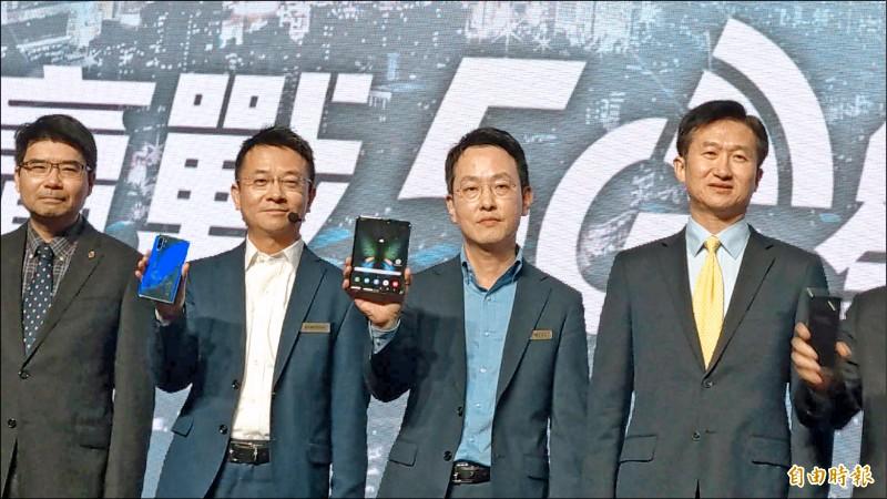 三星分享韓國經驗 5G帶動電信ARPU 每月提高20%