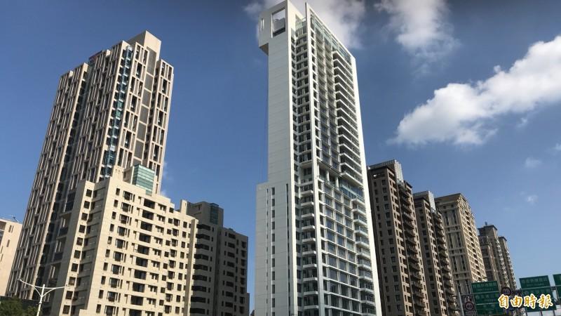 全球豪宅指數 第三季台北漲幅亞洲第一、全球第三