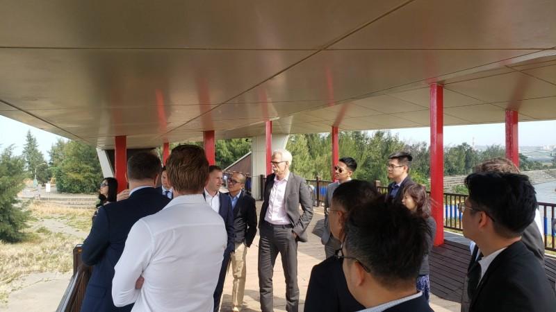 英國再生能源在台促進會明成立   盼深化與台灣在地產業鏈合作