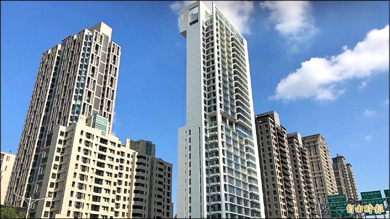 第三季全球豪宅指數 台北漲幅亞洲第一