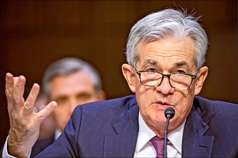 鮑爾:美經濟亮眼 未現繁榮轉衰退風險