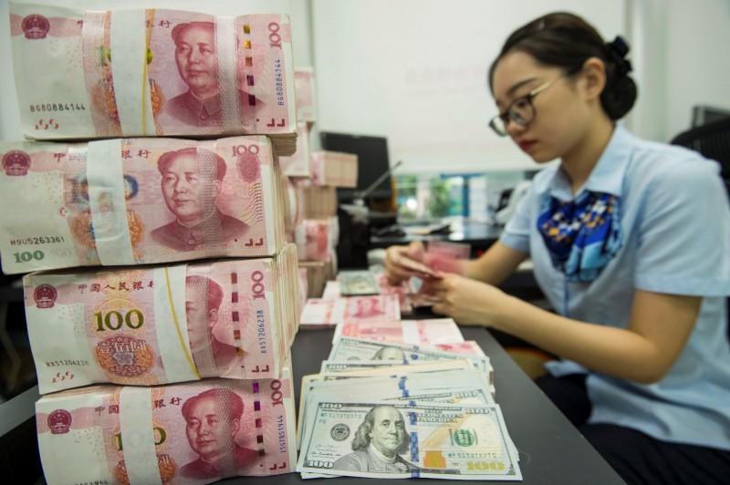 中國欠一屁股債   整體債務已達GDP的306%