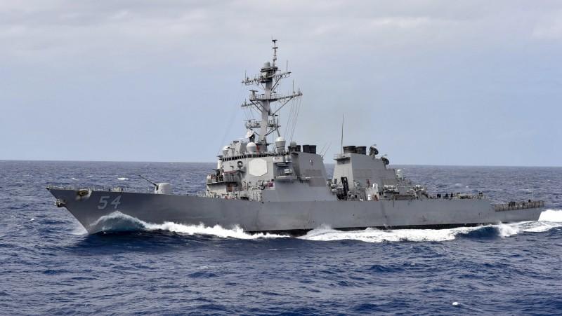 反駁中國領土主張  明鏡周刊:德國擬派軍艦通過台海