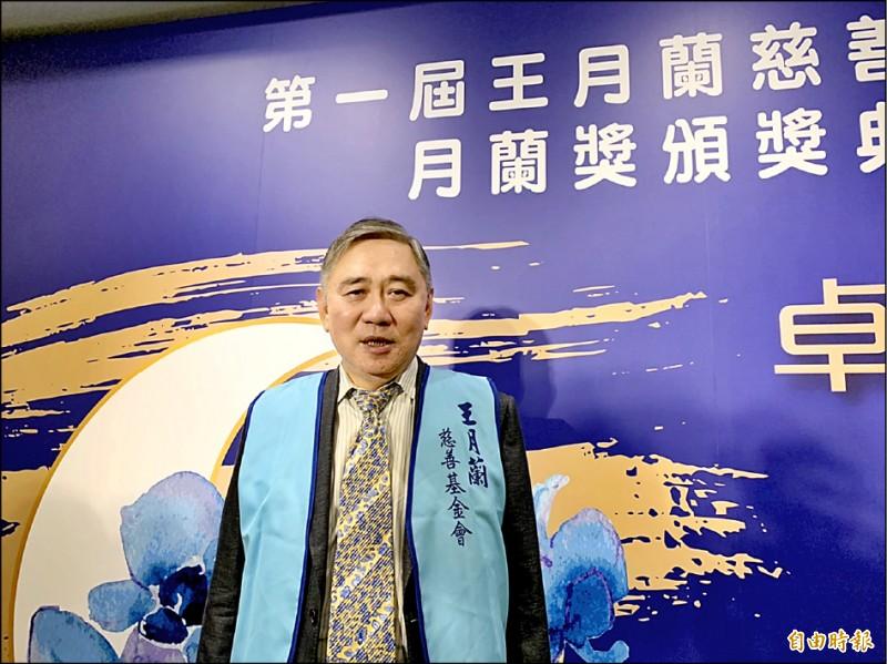 王文洋:貿易戰 還會持續好幾年