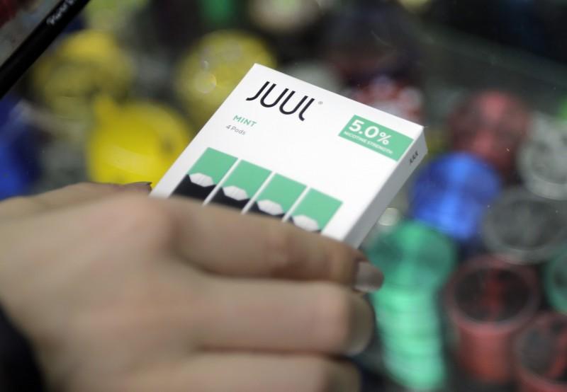 瞄準未成年人打廣告 電子菸大廠Juul遭加州起訴