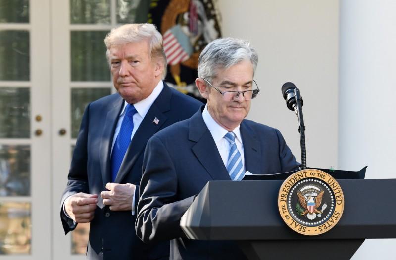 終於與鮑爾會面!川普再抱怨美利率太高